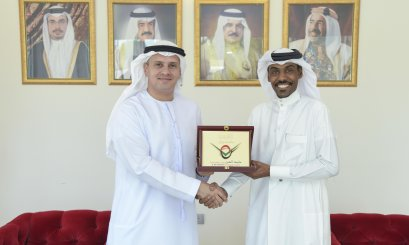 AAU Chancellor promotes cooperation aspects with Bahraini Universities