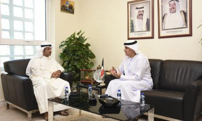 AAU Chancellor visits the Consulate General of Kuwait to discuss cooperation aspects