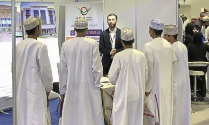 EduTrac Oman enhances communication with Omani Students