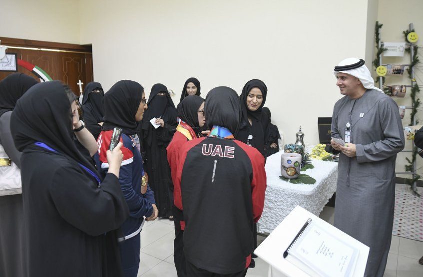 College of Education exhibitions