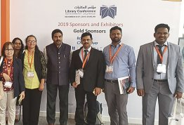 Visit to Sharjah Library Conference