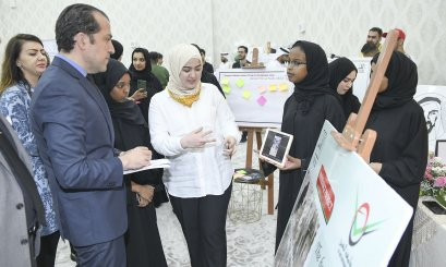 160 projects to promote Tolerance at Al Ain University