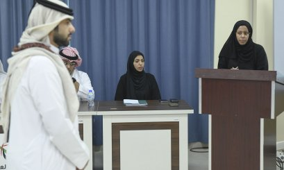 """Drugs"" a trial case handled by law students in the Moot Court"