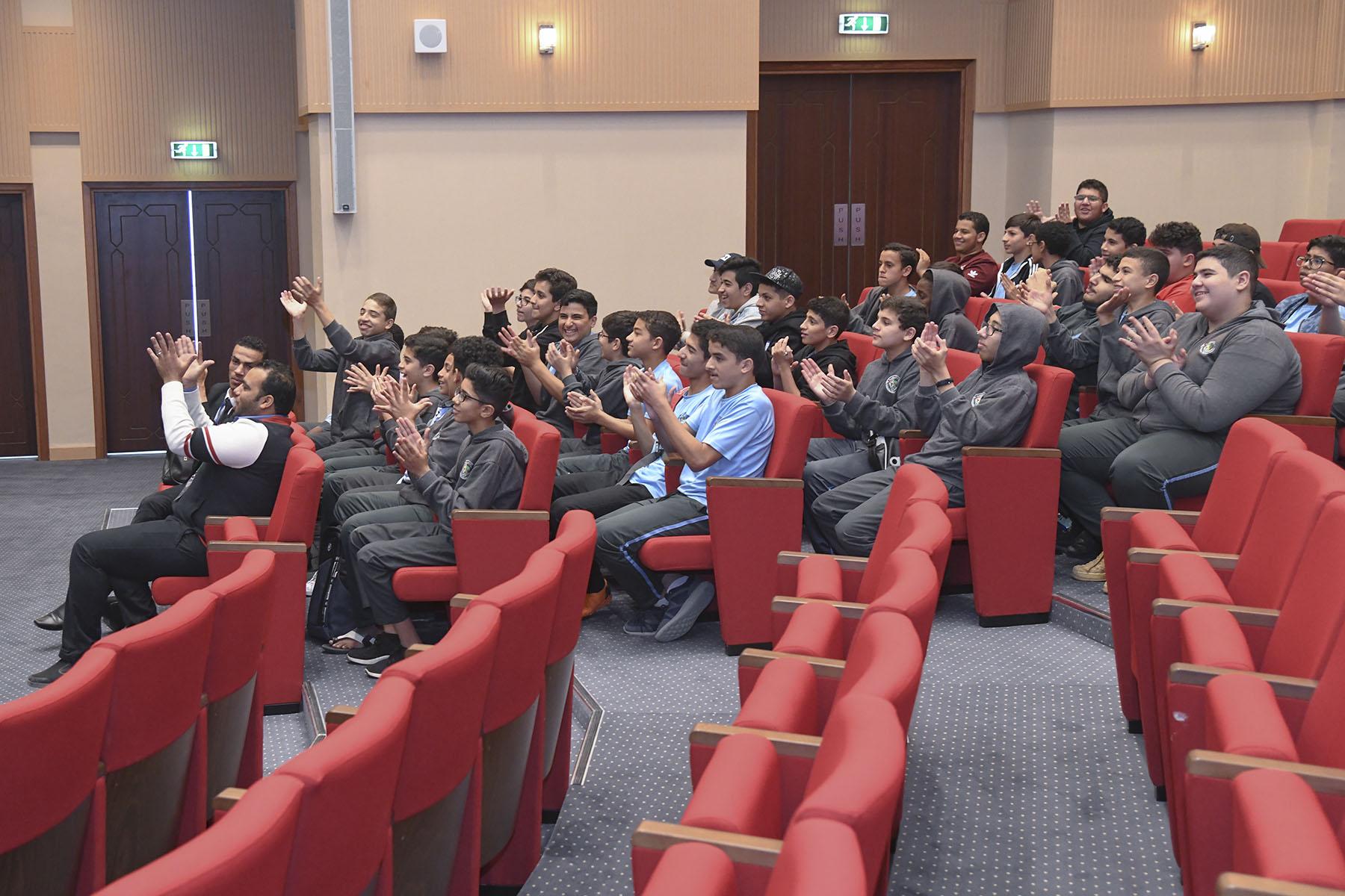 Third Day (Al Ekhlass Private School VS Al Dhabiania Private School)