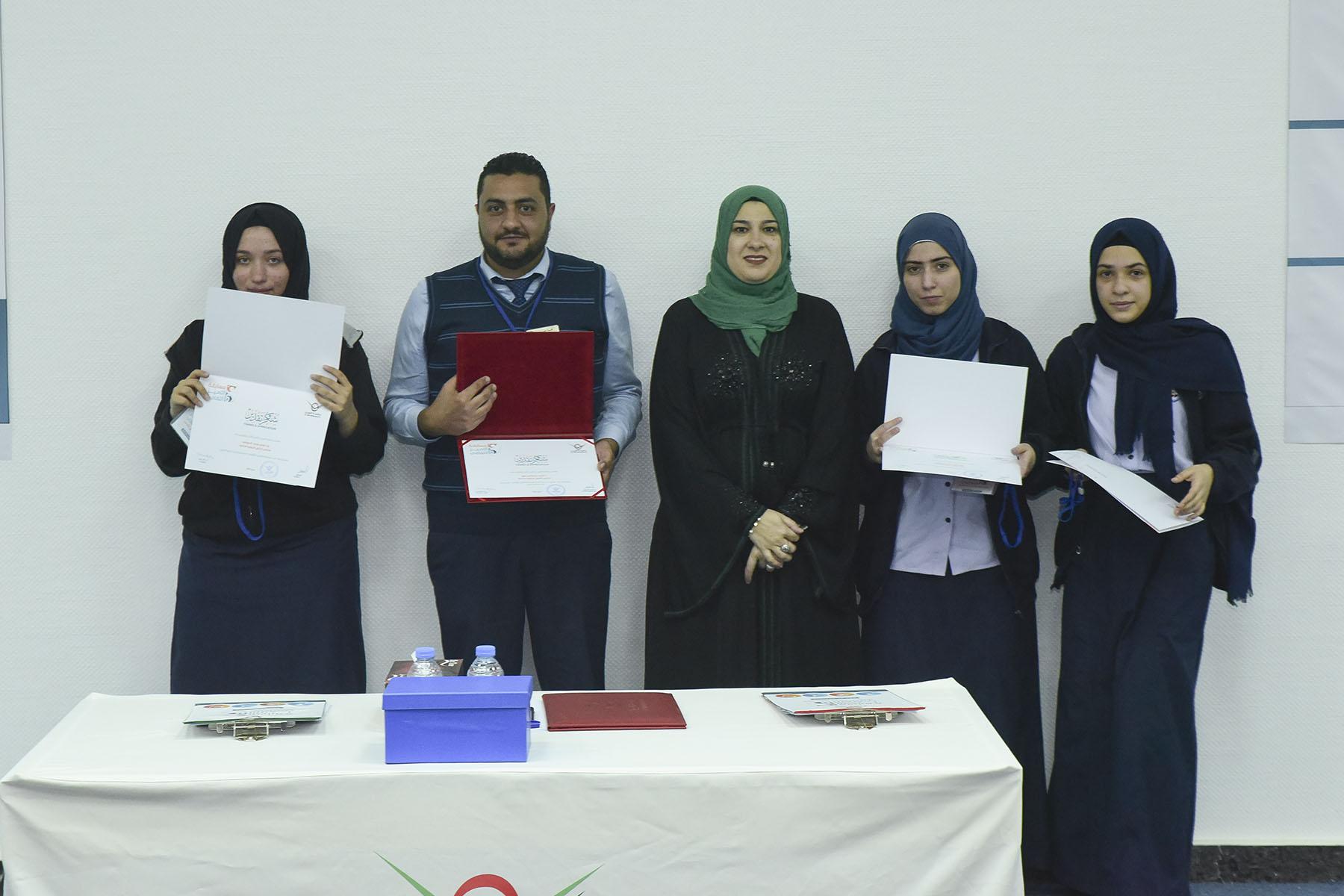 Third Day (International Private School VS Al Khalil International Private School)