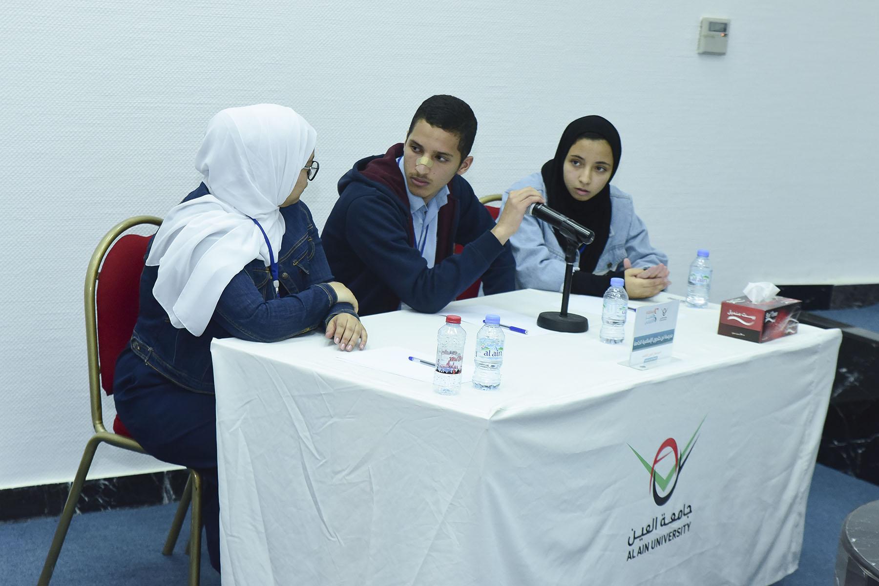 Third Day (Dar Al Uloom Private School VS Ibn Khaldoon Islamic School)