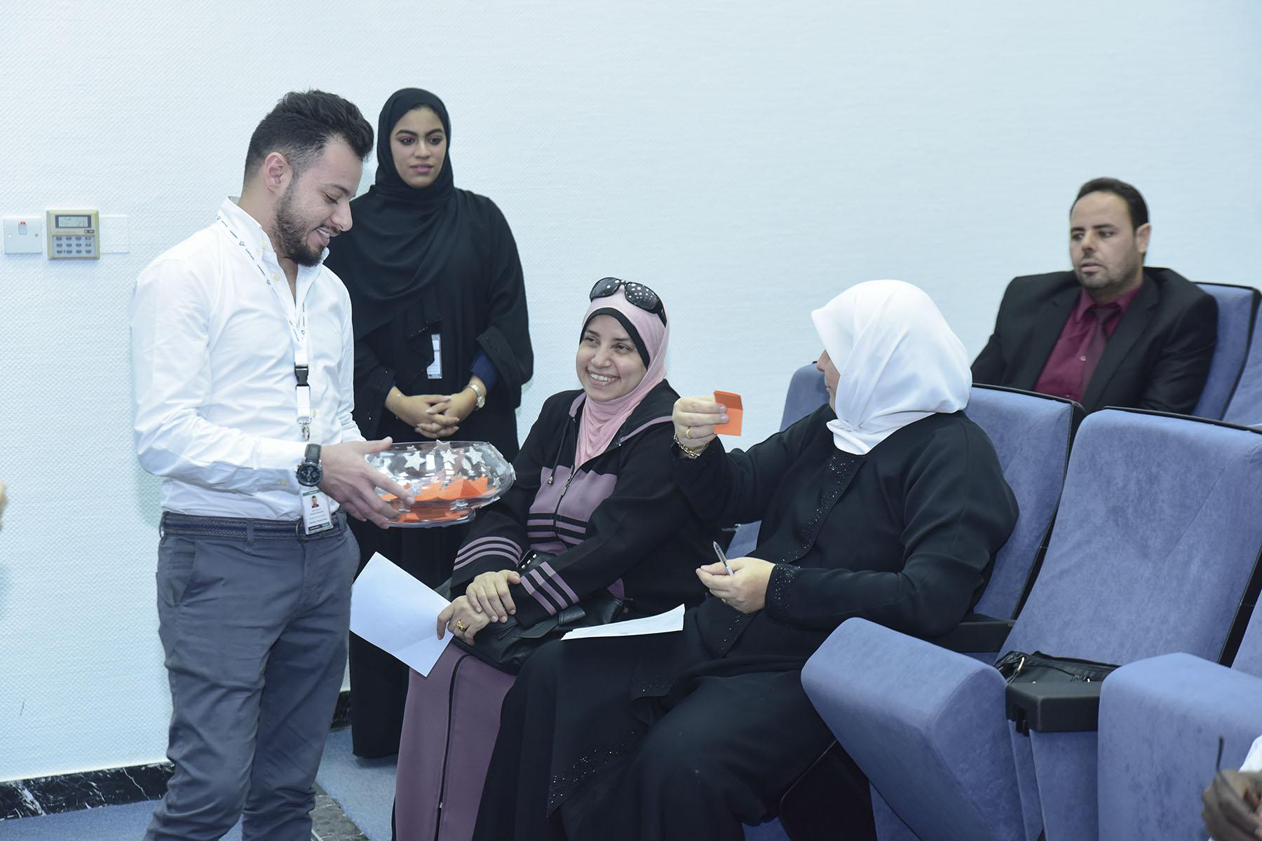 6th SEC Draw Al Ain Campus