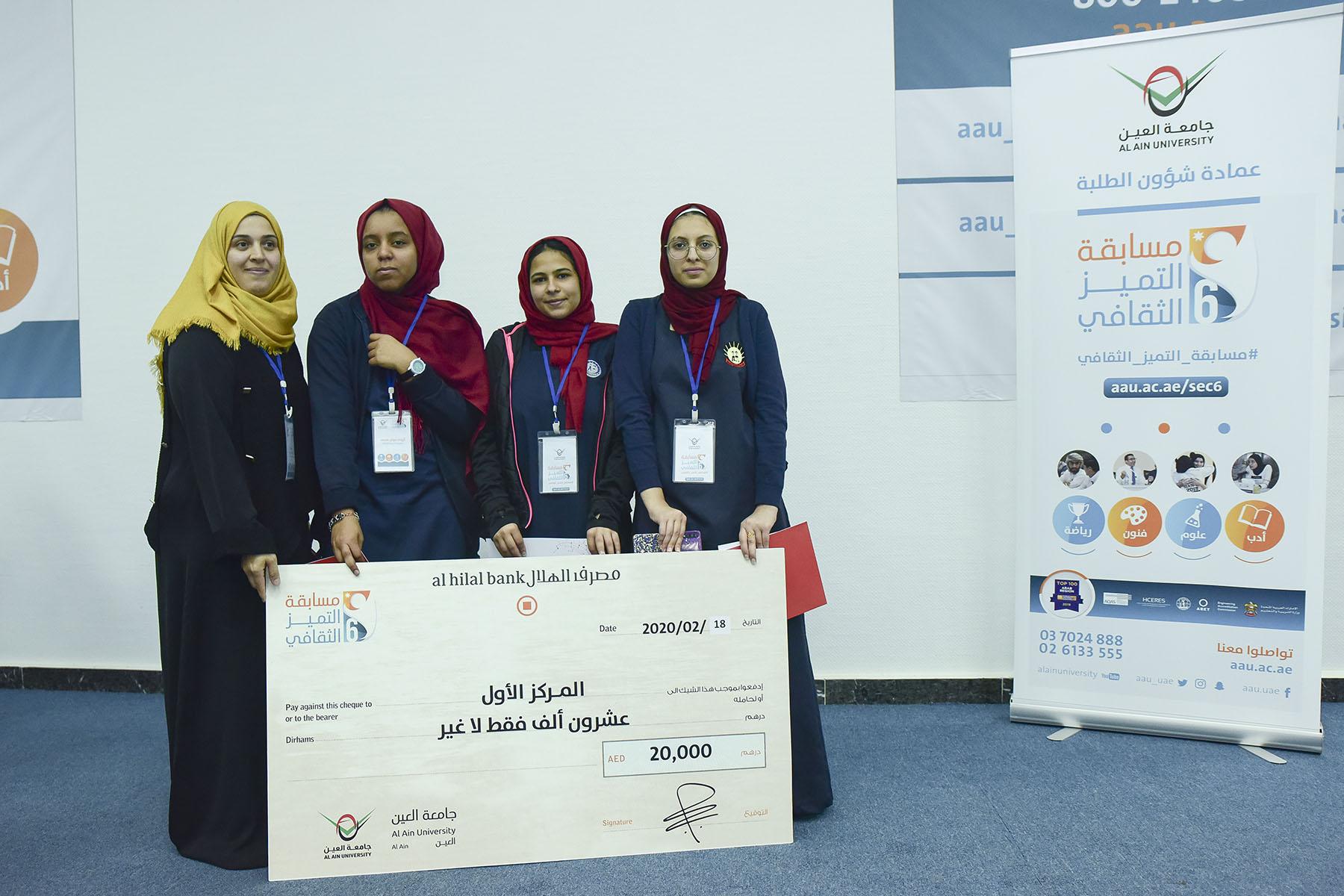 Final (International Private School VS Al Yahar Private School)