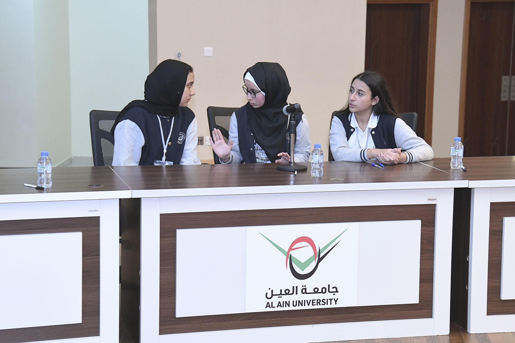 Sixth Day (Emirates Private School - Abu Dhabi VS Baraem Al Ain Private School Bani Yas)
