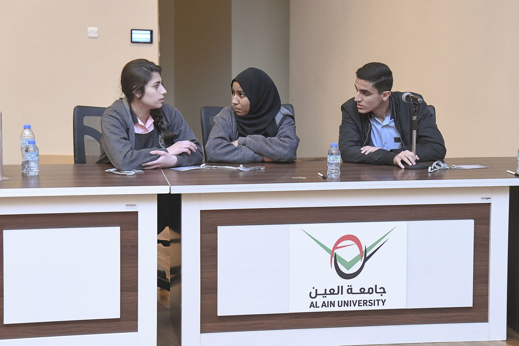 Eighth Day (Al Mashael National Private School VS Al Manhal International Private School)