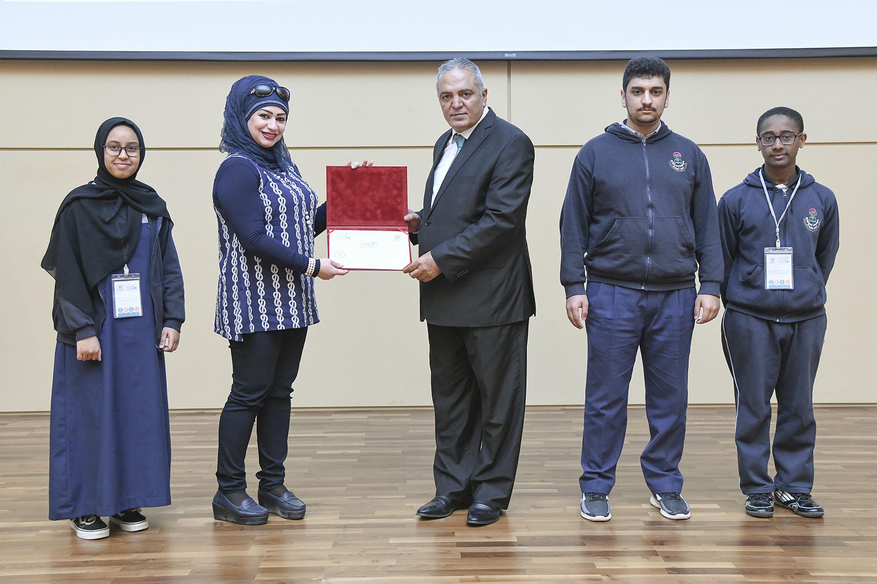 النهائي (مدرسة المنهل الدولية الخاصة ضد مدرسة أشبال القدس الثانوية الخاصة)