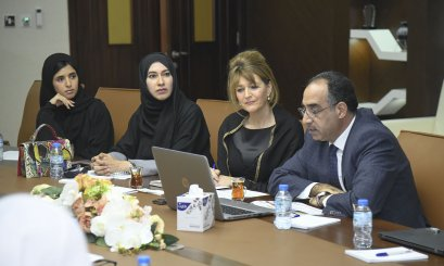 AAU discusses cooperation prospects with Department of Culture and Tourism