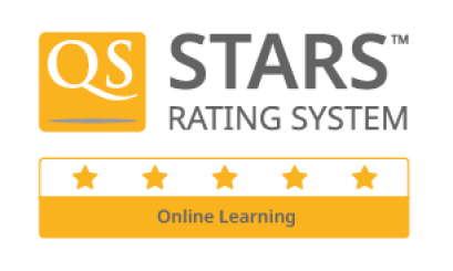 Al Ain University got 5 Stars in Online Learning based on QS Rating