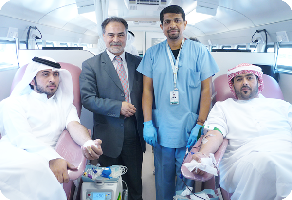 Societal Activities Support, AAU Organizes Blood Donation Campaign