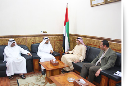 President of Union Supreme Court Receives AAU Delegation