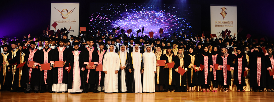 Shaikh Nahyan Patrons AAU Second Graduation Ceremony