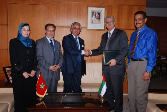 Cooperation Agreement between Al Ain University and Sidi Mohamed University