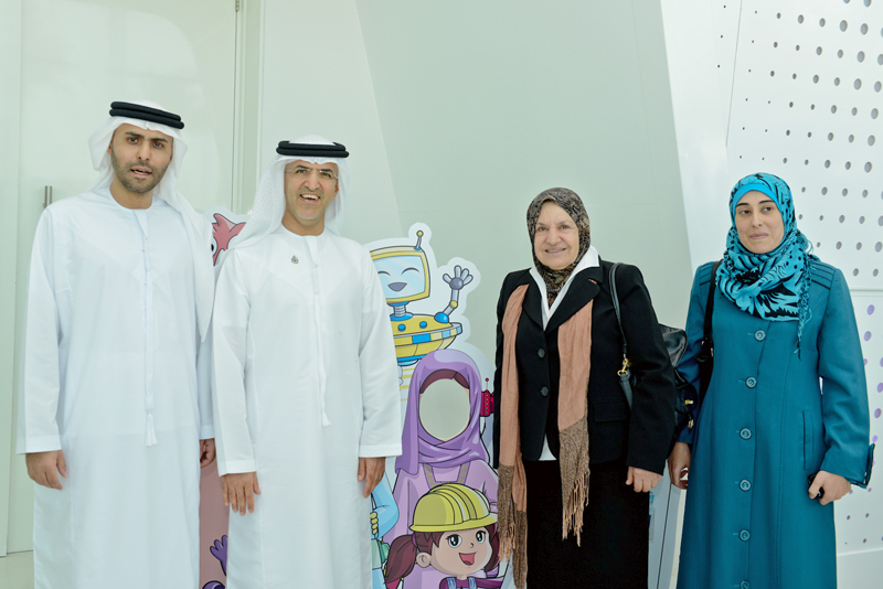 AAU Takes Part in Science Festival Launch Event