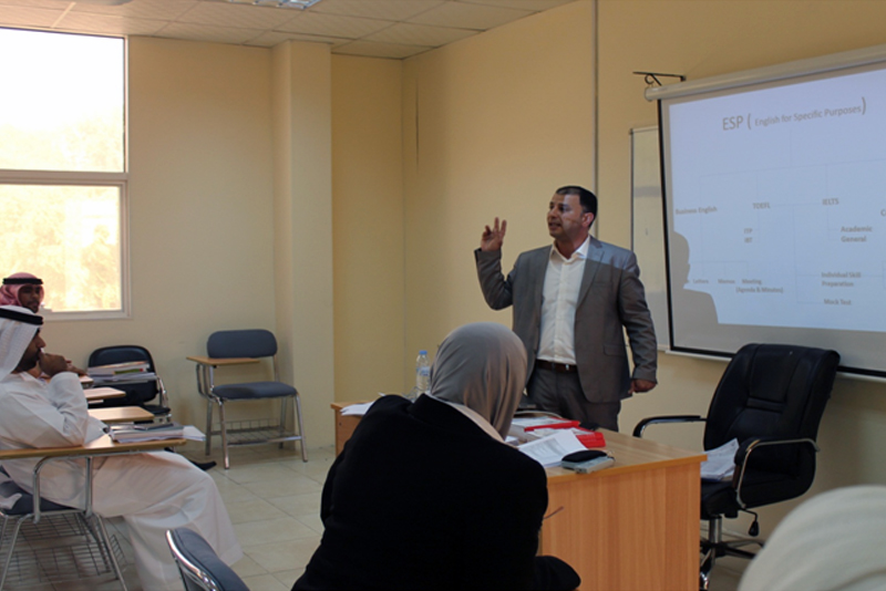 4a28bc91d0e Continuing Education Center Holds Introductory Presentation - Al Ain ...