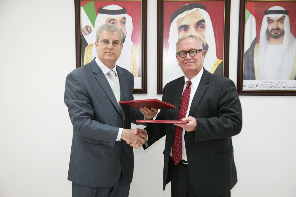 Cooperation Agreement between Al Ain University and Northern Michigan University