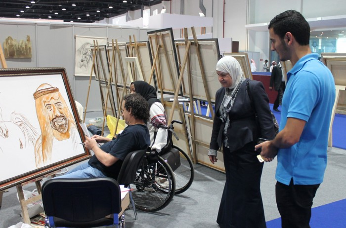AAU Delegation at 'ABILITIESme' Exhibition and Congress