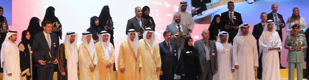 AAU Takes Part in Khalifa Award Closing Ceremony