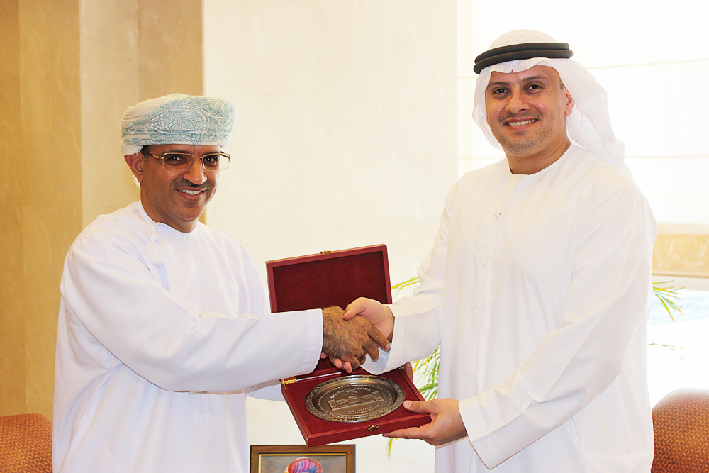 Al Ain University Delegation visits the Omani Ministry of Higher Education