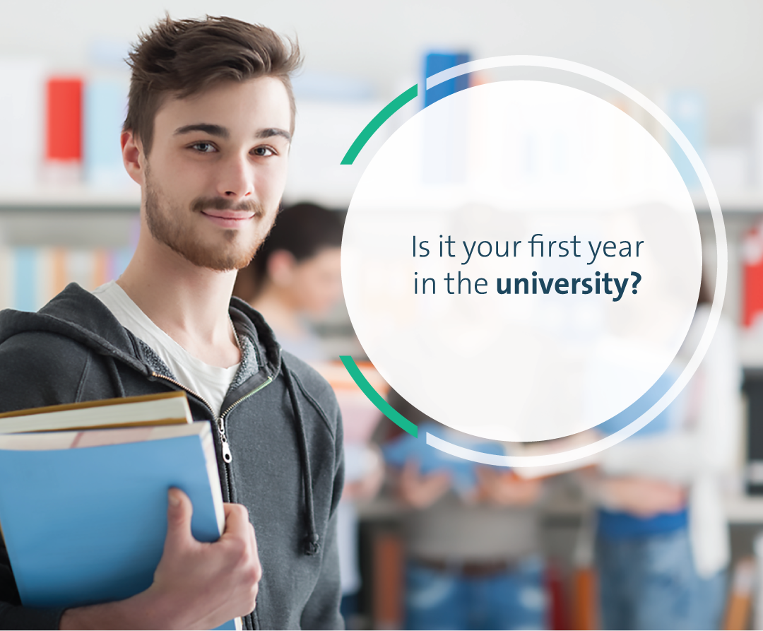 First Year in the university, first year in the school, exceptional first year, Al Ain University