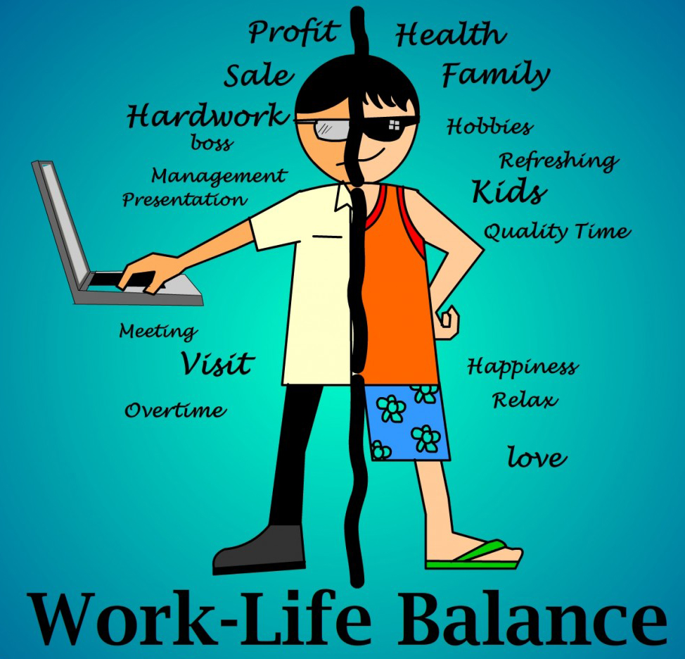 work life balance the relationship between stress Experts explain the dangers of work-related stress and but you can learn to make a relationship work exercise is very important for your emotional balance.